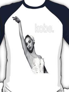 Black Swan Kobe  T-Shirt