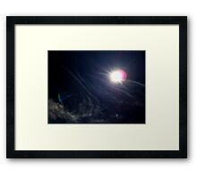 ©TSS The Sun Series XXXVII Framed Print