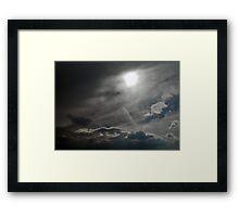 ©TSS The Sun Series XXXVIII Framed Print