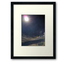 ©TSS The Sun Series XXXIX Sundog IIA Framed Print