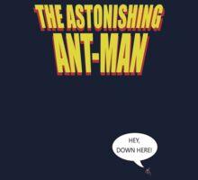 The Astonishing Ant-Man Kids Tee