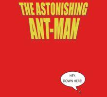 The Astonishing Ant-Man One Piece - Short Sleeve