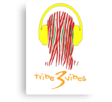 Tribe 3 Vibes  Canvas Print