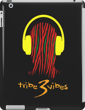 Tribe 3 Vibes  by Jeffrey Garcia