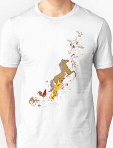 Magic Paintbrush T-Shirt