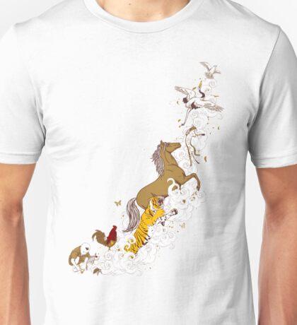 Magic Paintbrush Unisex T-Shirt