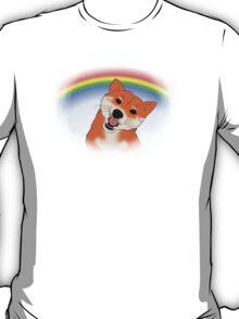 Gold under the rainbow T-Shirt
