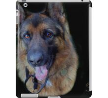 Zephyr - Portrait iPad Case/Skin