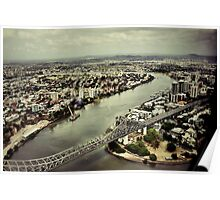 Story Bridge View Poster