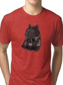 Doge Vader/Darth Vader Tri-blend T-Shirt