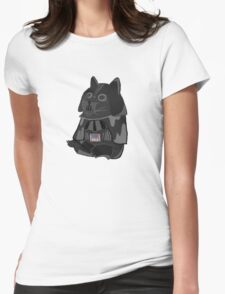 Doge Vader/Darth Vader Womens Fitted T-Shirt