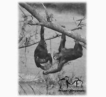 Project Chimpanzee- Suzie and Tamu Unisex T-Shirt