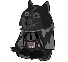 Doge Vader/Darth Vader Photographic Print