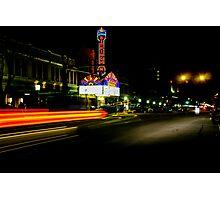 City Streets Photographic Print