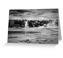 Rotorua - NZ Greeting Card