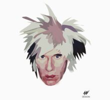 Andy Warhol - Icon Collection by MarqoValentine