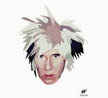 Andy Warhol - Icon Collection Unisex T-Shirt