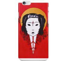Beautiful sacrifice iPhone Case/Skin
