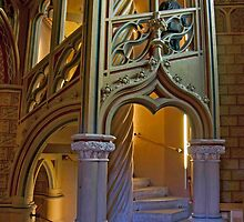 Up To The Choir Loft by phil decocco