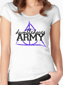 Dumbledore's Army II Women's Fitted Scoop T-Shirt