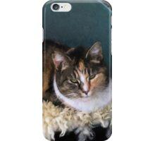 Cozy Cat iPhone Case/Skin