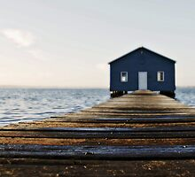 Crawley Edge Boat Shed Perth by mattsibum