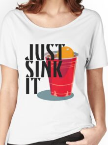 Sink It Women's Relaxed Fit T-Shirt