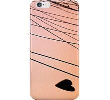 Heart in a Cyclone iPhone Case/Skin