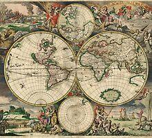 WORLD by Audrey Metcalf