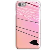 Heart in a Cyclone 3 iPhone Case/Skin