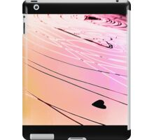 Heart in a Cyclone 3 iPad Case/Skin