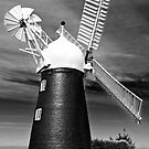 Lincoln Windmill (Ellis Mill) by Stephen Knowles