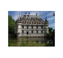 Moated Residence, Loire Valley, France by bracelet