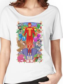 """""""It's Turbo Time!"""" Women's Relaxed Fit T-Shirt"""