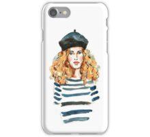 Parisian iPhone Case/Skin