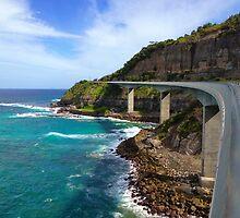 Sea Cliff Bridge by kelliejane