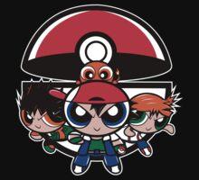 Pokepuff Kids One Piece - Long Sleeve