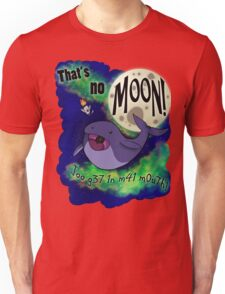 Space Whale (in-joke) Unisex T-Shirt