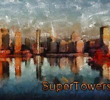 Super towers by Fernando Fidalgo