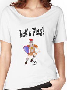 Soccer Hero Women's Relaxed Fit T-Shirt