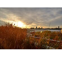 Sunset on The High Line Photographic Print