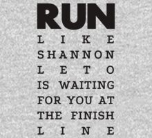 RUN - Shannon Leto by Joji387
