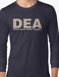 DEA Drum Enjoyment Agency Long Sleeve T-Shirt