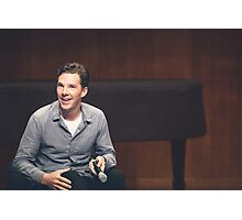 Benedict Cumberbatch // Sydney 2014 Photographic Print