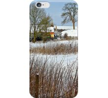 Snow Comes South iPhone Case/Skin