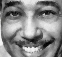 Duke Ellington by John Springfield Sticker