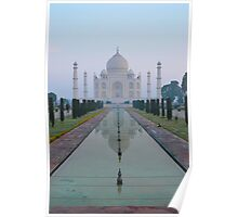 Incredible India - Taj Mahal Poster