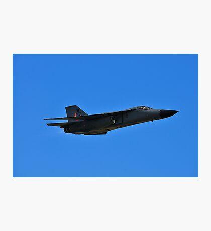 F-111C, A8-135, 6 Squadron, RAAF Amberley Photographic Print