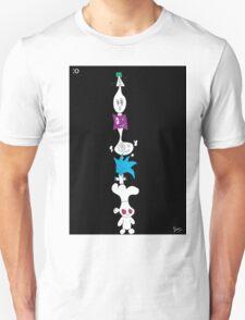 Cartoon Tower T-Shirt
