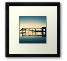 Bognor Regis Pier, West Sussex Framed Print